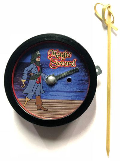 Sword Illusion Procase Meir Yedid Magic