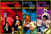 Abbott's 1992, 1993, 1994 Get-Together Highlights Video Set