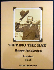 Tipping The Hat London Edition (Harry Anderson-Autographed)