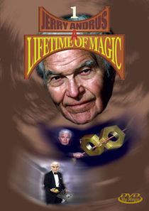 A Lifetime Of Magic #1 DVD (Jerry Andrus)