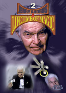 A Lifetime Of Magic #2 DVD (Jerry Andrus)