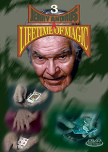 A Lifetime Of Magic #3 DVD (Jerry Andrus)