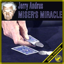 Miser's Miracle Video (Jerry Andrus)