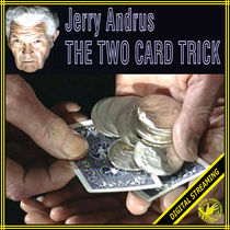 The Two Card Trick Video (Jerry Andrus)