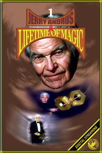 A Lifetime Of Magic Volume #1 Video (Jerry Andrus)