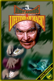 A Lifetime Of Magic Volume #3 Video (Jerry Andrus)