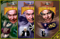 Jerry Andrus A Lifetime Of Magic Volume #1-3 Video Set
