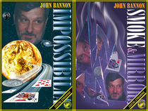 John Bannon's Impossibilia And Smoke & Mirrors 2-Video Set