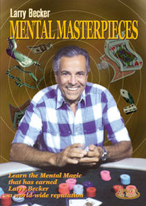 Mental Masterpieces DVD (Larry Becker)