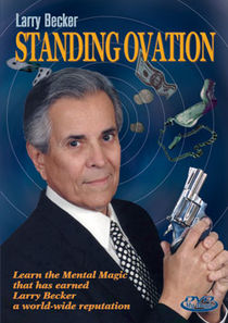 Standing Ovation DVD (Larry Becker)