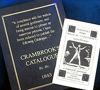 Crambrook Catalogue