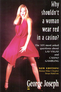 Why Shouldn't A Woman Wear Red In A Casino? (George Joseph)