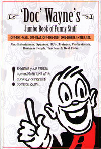 Jumbo Book Of Funny Stuff (Doc Wayne)