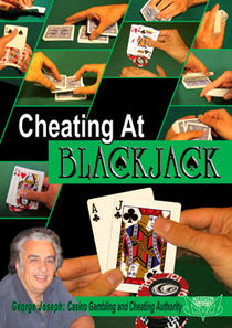 Cheating At Blackjack DVD (George Joseph)