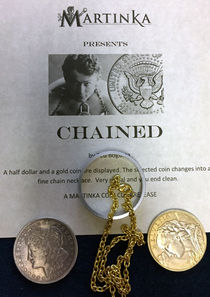 Chained: Silver Edition (Ted Bogusta)
