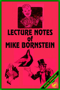 Lecture Notes Of Mike Bornstein PDF