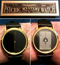 Psychic Mystery Watch (Mike Bornstein)