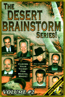 Desert Brainstorm Series :: Volume #2 Video