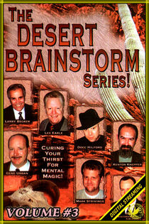 Desert Brainstorm Series :: Volume #3 Video