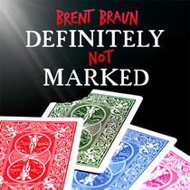Definitely Not Marked (Brent Braun)