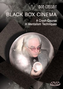 Black Box Cinema DVD (Bob Cassidy)