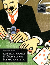 Rare Playing Cards & Gambling Memorabilia