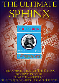 The Ultimate Sphinx CD