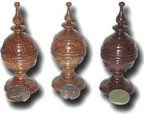 International Coin Vases (Tall Top)