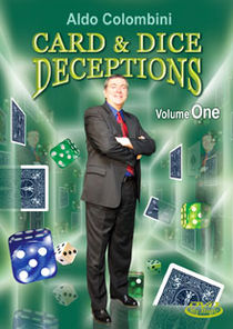 Card & Dice Deceptions #1 (Aldo Colombini)
