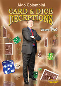 Card & Dice Deceptions #2 (Aldo Colombini)