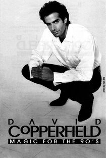 David Copperfield Magic For The 90's Flyer