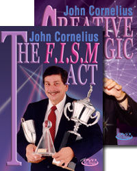 John Cornelius' F.I.S.M. Act & Creative Magic DVD Set
