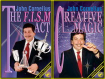 John Cornelius FISM Act & Creative Magic 2-Video Set