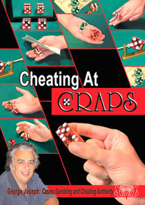 Cheating At Craps DVD (George Joseph)