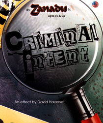 Criminal Intent (David Haversat)