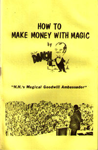 How To Make Money With Magic (Dwight Damon)