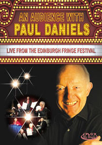 An Audience With Paul Daniels DVD
