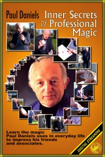 Inner Secrets Of Professional Magic Video (Paul Daniels)
