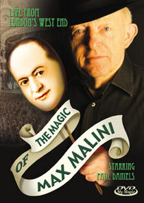 Magic Of Max Malini DVD (Paul Daniels)