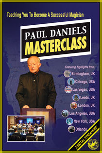 Masterclass Video (Paul Daniels)