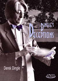 Derek Dingle's Deceptions DVD