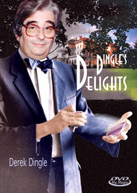 Derek Dingle's Delights DVD