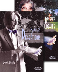 Derek Dingle's Deceptions And Delights DVD Set