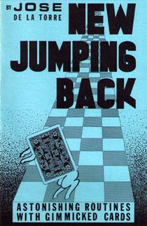 New Jumping Back (José de la Torre)