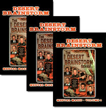 Desert Brainstorm Series 3-DVD Set