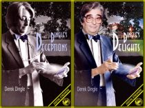 Derek Dingle's Deceptions & Delights 2-Video Set