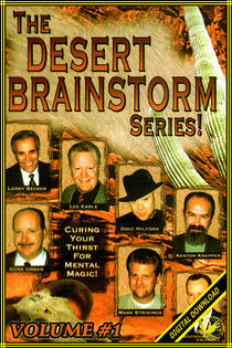 Desert Brainstorm Series :: Volume #1