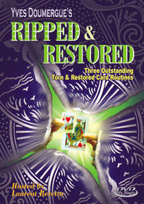 Ripped & Restored DVD (Yves Doumergue)