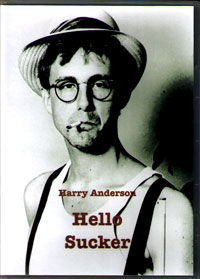 Hello Sucker (Harry Anderson-Autographed)