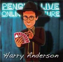 Harry Anderson Live Lecture